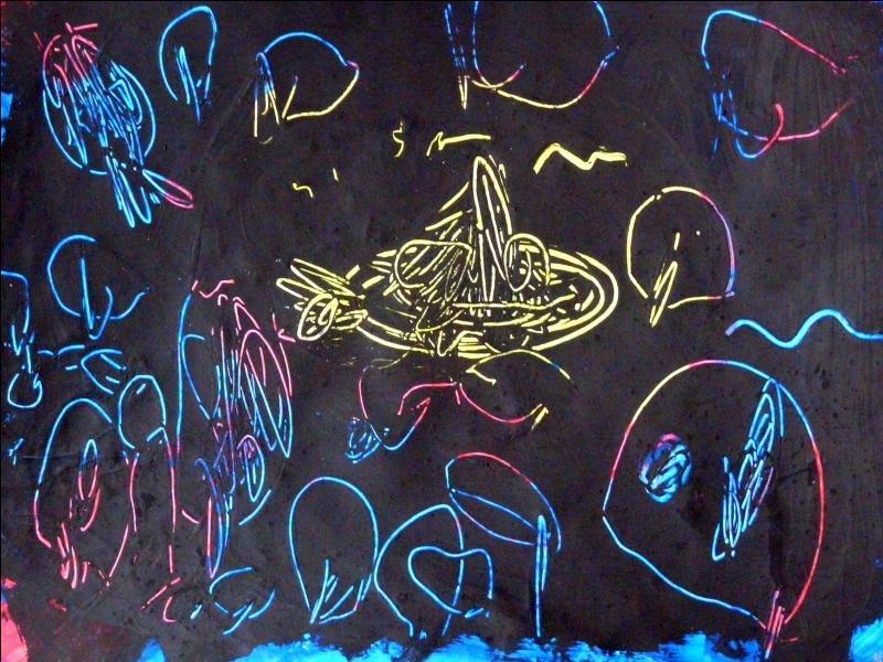 Ce tableau a été réalisé par Paul Klee :
