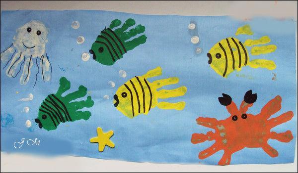 Ce tableau est de Joan Miro :