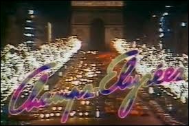 """Sur quelle chaîne était diffusée l'émission """"Champs-Élysées"""" présenté par Michel Drucker ?"""