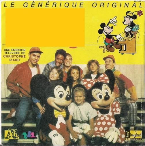 Quel était le nom de cette émission pour la jeunesse diffusée de 1983 à 1984 ?