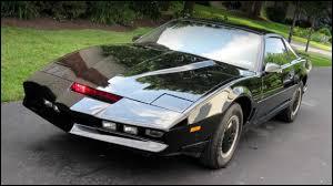 Dans quelle série télévisée des années 80 pouvait-on voir cette voiture ?