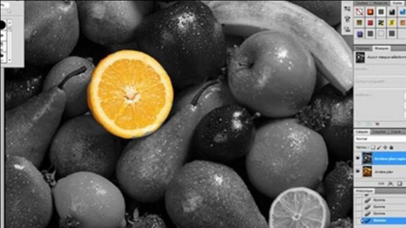 Lequel de ces fruits est le plus riche en vitamine C ?