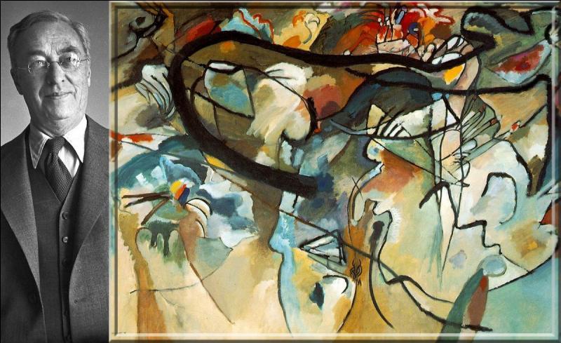 « Mr ....... pousse à l'extrême la théorie de Matisse sur l'obeissance à l'instinct et n'obeit plus qu'au hasard.»