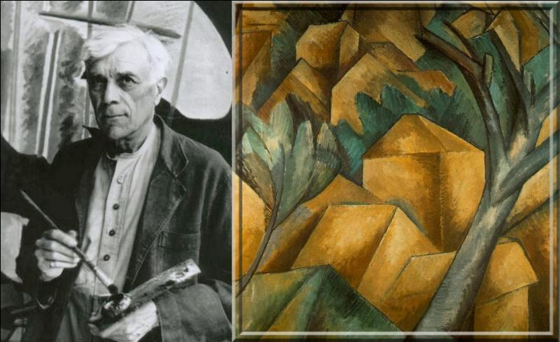 « Mr ....... méprise la forme, réduit tout, sites et figures et maisons, à des schémas géométriques, à des cubes. Ne le raillons point, puisqu'il est de bonne foi. Et attendons.»