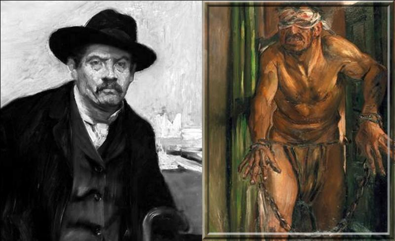 « Même dans la peinture d'histoire, on sent la présence du modèle avant d(entrer dans la fiction.»