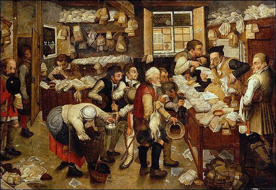 Les paysans et les artisans devaient offrir un dixième de leur production à l'Eglise. Quel est cet impôt ?
