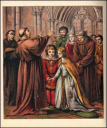 Si deux serfs de deux seigneuries différentes veulent s'épouser, quelle taxe doivent-ils payer à leur seigneur respectif ?