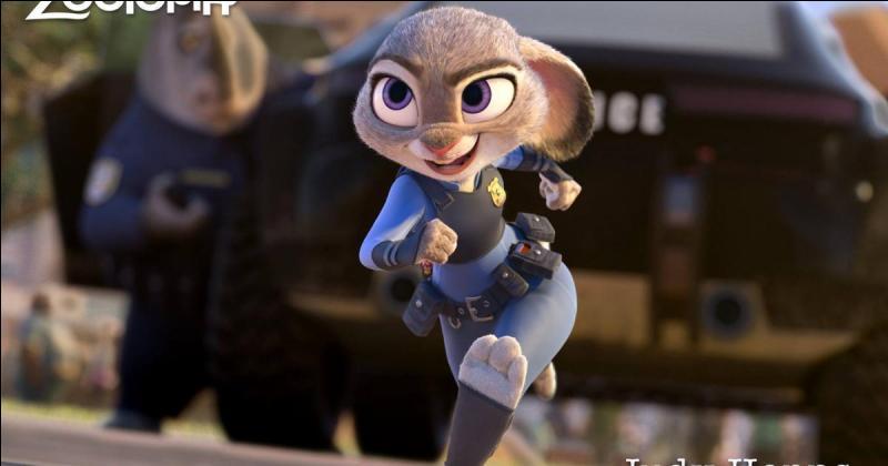 Quel est le rêve de Judy ?