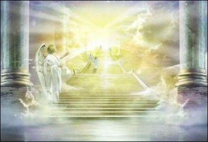 """Un vieux juif est au Paradis avec Dieu. Il lui dit : """"Ma plus grande déception fut que mon fils se convertisse au catholicisme"""". Ne vous en faites-pas dit Dieu, le mien a fait la même chose ! """" Le juif lui demande : """"Et qu'avez-vous fait ?"""""""