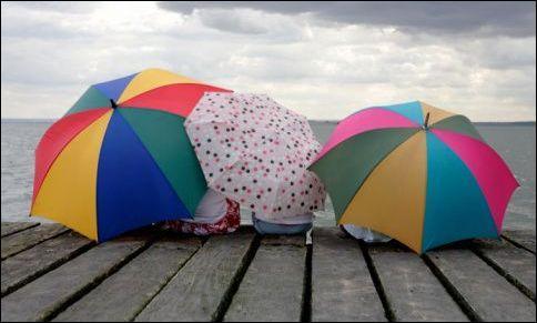 """Quel chanteur nous parlait """"d'un ptit coin de parapluie contre un coin de paradis"""" ?"""