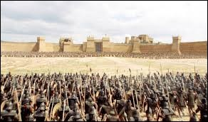 Achille a participé à une guerre ; laquelle ?