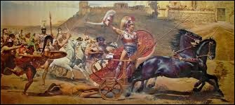 Peu de temps après Achille tue un Troyen, mais qui est-ce ?
