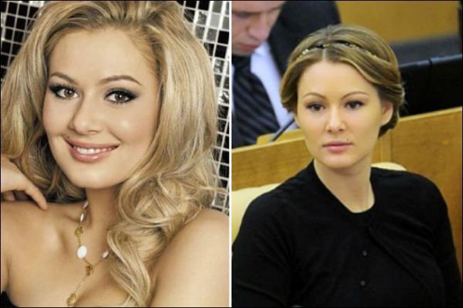 Maria Koshevnikov siège au parlement russe, que l'on appelle --- (Complétez ! )