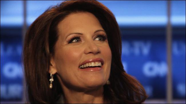 """Michele Bachmann, n'est pas au """"Tea Party"""" de Mme Palin, mais elle en est assez proche tout de même. Quel est ce parti américain ?"""