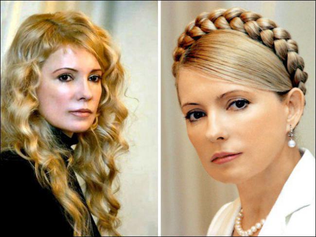 Yulia Timoschenko a été réhabilitée après son emprisonnement inique de trois années dans les geôles ukrainiennes. Elle avait été une des têtes d'affiche de la révolution --- (Complétez ! )