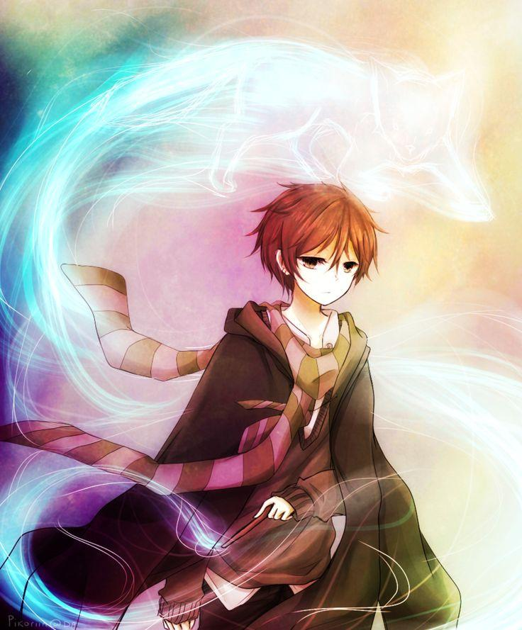 Harry Potter - Les Patronus