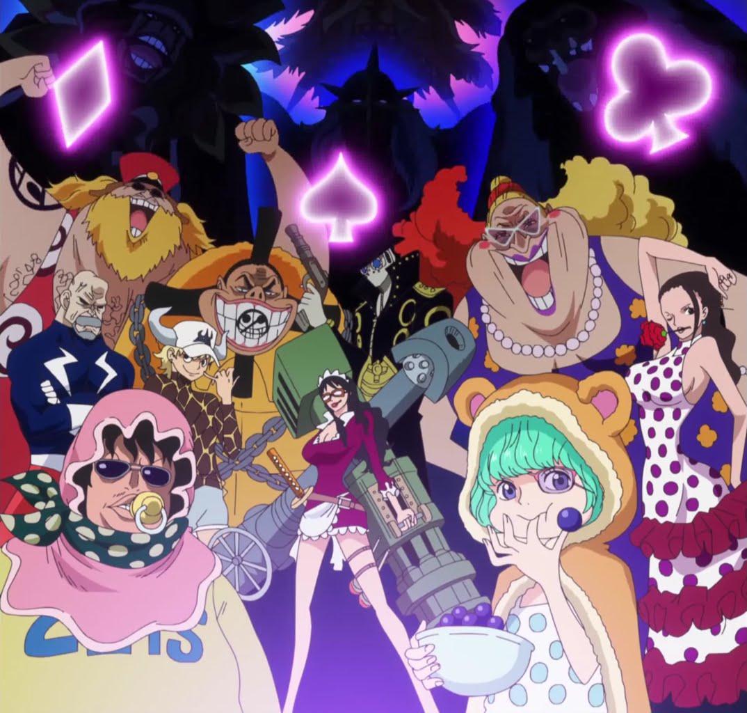 One Piece : Spécial Don Quichotte Family