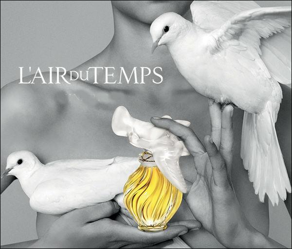 """Qui a créé le parfum """"L'Air du temps"""" ?"""