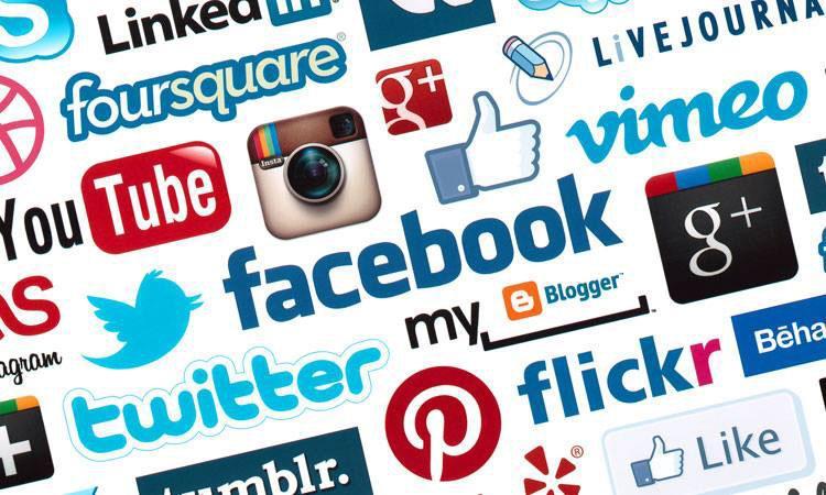 10 réseaux sociaux à reconnaître. - (1)
