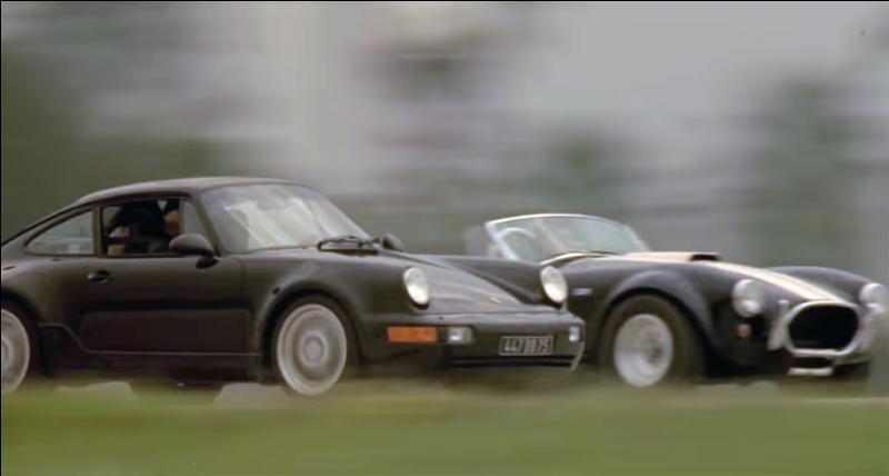 Dans quel film peut-on voir cette Porsche ?