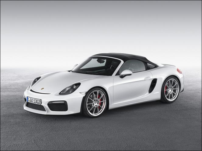 Comment s'appelle cette Porsche ?