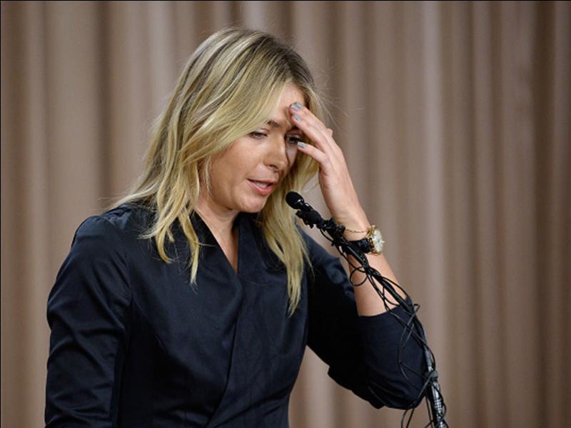 Pourquoi pleure cette jolie dame ?