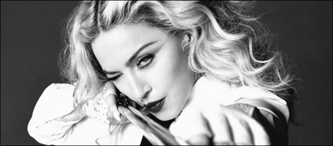 Si je mets Madonna ici, c'est qu'il y a une bonne raison. Mais laquelle ?
