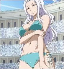 Qui est ce mannequin, personnage de Fairy Tail ?