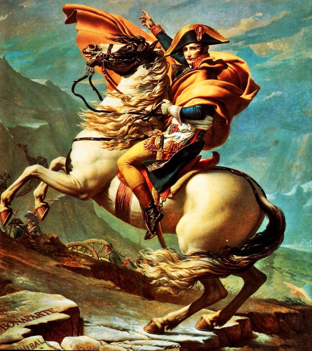 Napoléon Bonaparte - (1)