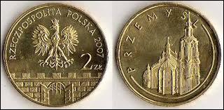 Monnaie d'un pays qui a eu 123 ans de disparition de la carte du monde (1795-1918), c'est celle de l' / de la :
