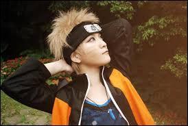 Quel est ce cosplay de Naruto ?