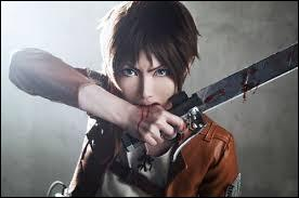 Quel est ce cosplay de Shingeki no Kyojin ?