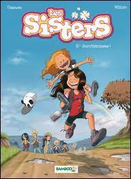 Quel est le titre du tome 5 des Sisters ?