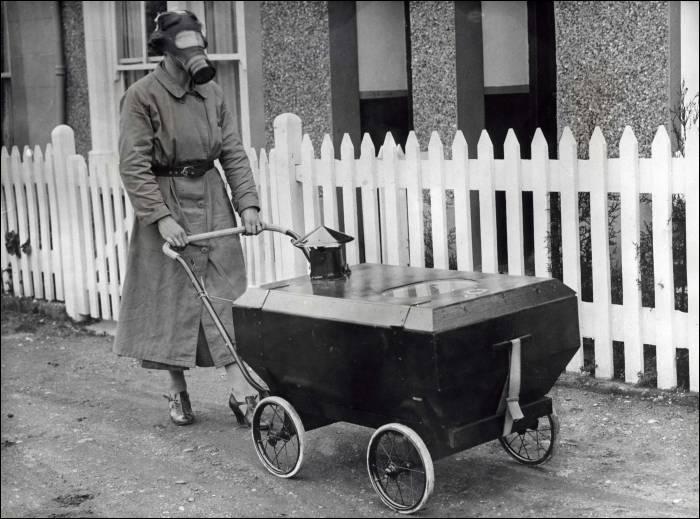 Voici quelque chose de très utile durant la guerre froide :