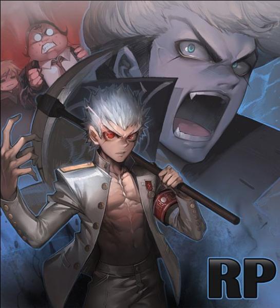 Comment s'appelle Kiyotaka Ishimaru quand il fusionne avec l'âme de Mondo ?