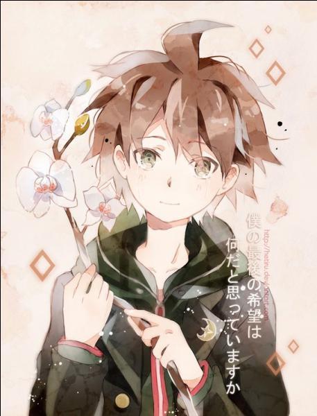 """Quel talent donne-t-il à Makoto à la fin de """"Danganronpa 1"""" ?"""