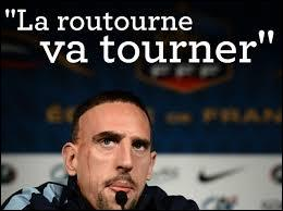Même avec un footballeur, on peut dire :