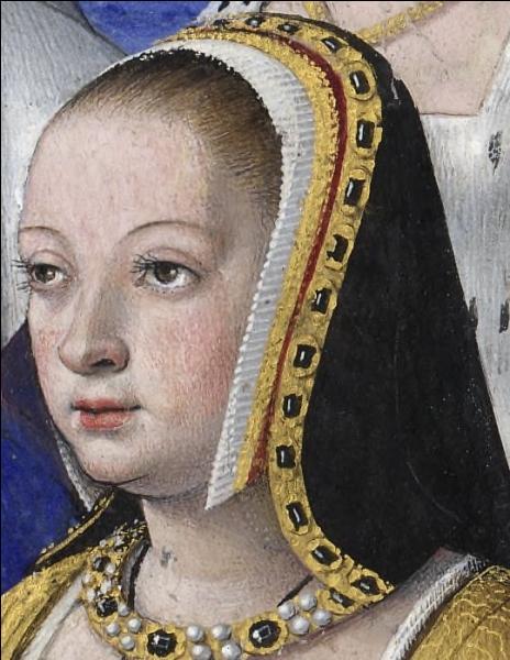 Quelle duchesse fut l'épouse de deux rois de France ?