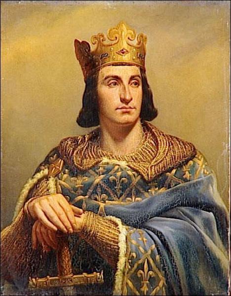 """Quel fut le premier souverain à être officiellement appelé """"roi de France"""" à la place de """"roi des Francs"""" ?"""