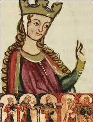 Au XIIe siècle, quelle duchesse fut la femme du roi de France, puis du roi d'Angleterre ?