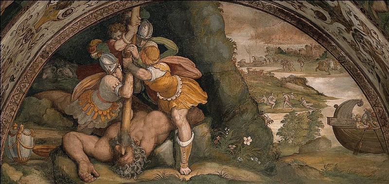 Quels animaux permirent à Ulysse et à ses compagnons d'échapper au cyclope Polyphème ?
