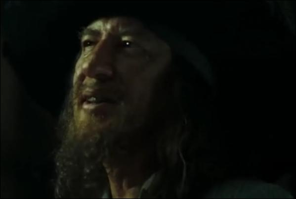 Pourquoi Barbossa veut-il libérer Jack de l'antre de Davy Jones ?
