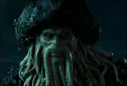 Combien d'âmes valent celle de Jack d'après Davy Jones ?