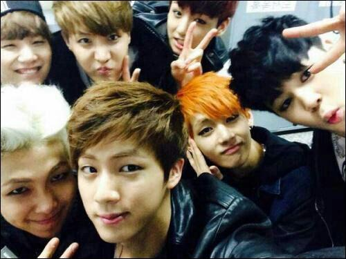 BTS-Bangtan Boys