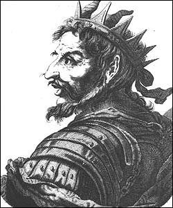 Question Huns ! Attila a été chanté par Henri Salvador dans ''Attila est là'' . Quel était le surnom de ce personnage ? (Attila pas Henri Salvador évidemment ! )