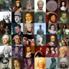 Chansons : Les personnages historiques (3)