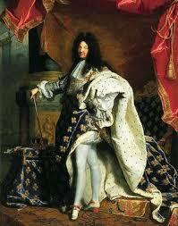 Louis XIV dit 'le Roi-Soleil'