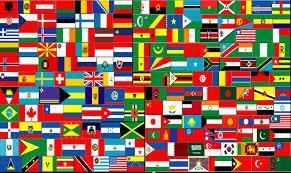 78. Des drapeaux détraqués