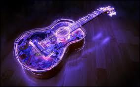 Je suis un instrument à 6 cordes. Que suis-je ?