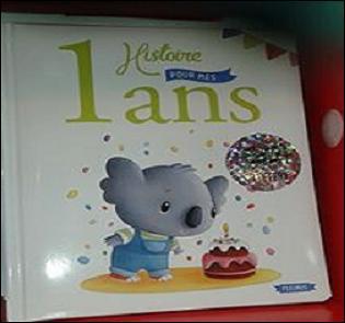Je ne vous conseille pas d'offrir ce livre à votre bébé, sauf si vous voulez lui faire corriger des dictées fautives, pourquoi ?